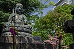 Jizo Statue at Honsen-ji Temple.jpg
