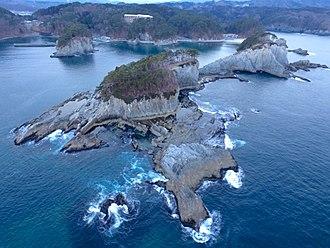 Iwate Prefecture - Image: Jodogahama 2017 03 07 (33326979896)