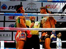 USA vs. Thailand, M-1 Grand Muay Thai Championship Match