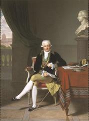 Johan Claes Lagersvärd (1756-1836) à Florence