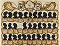 Johann Baptist Roppelt Schattenrisse der Banzer Konventualen 1780.jpg