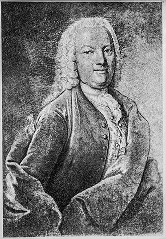 Johann Georg Pisendel - Johann Georg Pisendel