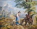 Johann Philipp Heinel - Tirolerin mit ihren Kindern 1829.jpg
