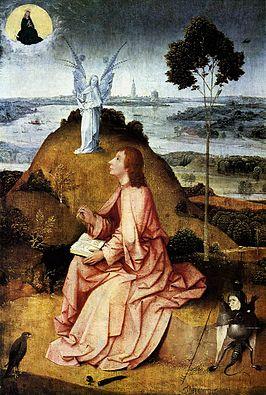 Johannes op Patmos (Jeroen Bosch)
