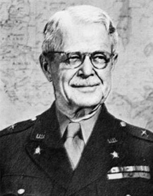 National Defense Act of 1920 - Brigadier General John McAuley Palmer, military theorist and advocate for the National Guard