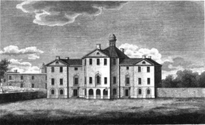 Provident Institution for Savings in the Town of Boston - Image: Johnson Hall Snow History Of Boston 1828