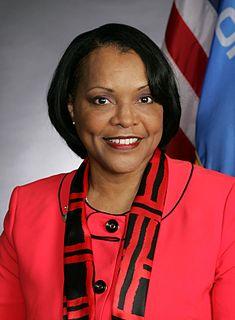 Constance N. Johnson American politician