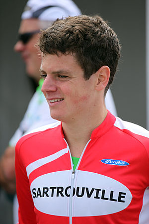 Jonny Brownlee - Brownlee in 2011