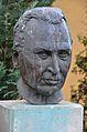 Josef Maurer monument - bust 01.jpg