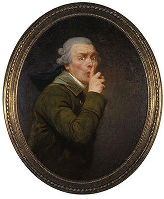 Joseph Ducreux - Image: Joseph Ducreux Le Discret