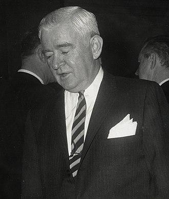 Joseph M. Barr - Barr in 1961