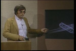 Joseph Mundy - Joseph Mundy in a University Video Communication about Model-Based Computer Vision