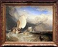 Joseph mallord william turner, pescherecci con accattoni che elemosinano pesce, 1837-38, 01.jpg