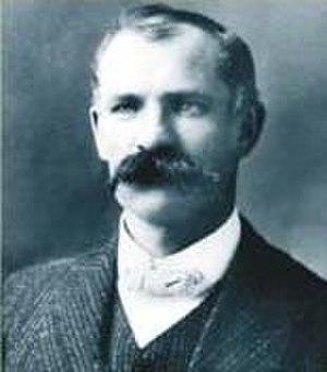 Joseph Morris (Alberta politician) - Image: Joseph morris (alberta politician)