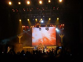 Judas Priest en Costa Rica 2011