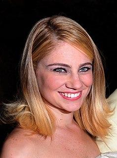 Juliana Baroni Brazilian actress and singer