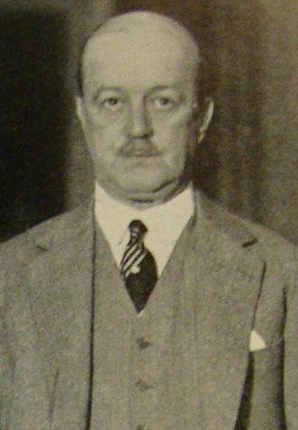 Julio Argentino Pascual Roca - Image: Julio A. Roca hijo