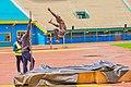 Jumping comptition at amahoro stadium in kigali, Rwanda.jpg