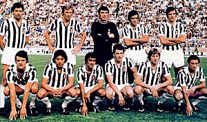 1972–73 Serie A - Image: Juventus Football Club 1972 73