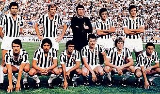 1972–73 Serie A - Image: Juventus Football Club 1972 73