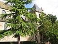 Juziers église saint michel côté.jpg
