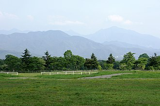 Hokuto, Yamanashi - Keep farm in Kiyosato Plateau