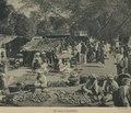 KITLV - 94276 - Demmeni, J. - Market of Payakumbuh, Sumatra - circa 1915.tif