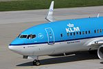 "KLM - Royal Dutch Airlines Boeing 737-7K2 PH-BGH ""Grutto - Godwit"" (21450414081).jpg"