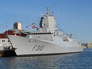 Royal Norwegian Navy - The Fridtjof Nansen