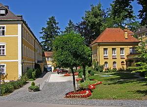 Heilbad Krumbad in/bei Krumbach