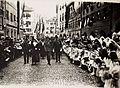 Kaiser Karl I. und Kaiserin Zita in Feldkirch am 5. Juni 1917. Karl bereiste vom 1. Juni 1917 bis zum 6. Juni 1917 die Isonzofront, Istrien, Kärnten und Vorarlberg (BildID 15565401).jpg