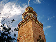 Kalgoorlie Post Office Clock