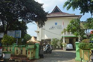 Kantor kelurahan Kebon Melati