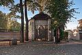 Kaplica Grobu Chrystusa przy kościele p.w. Najświętszego Serca Pana Jezusa, tzw. kolejowym.jpg
