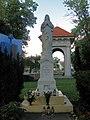 Karczew - Kosciol sw Wita - dzwonnica (2).JPG