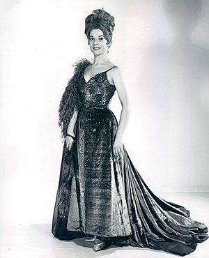Karen Morrow - Morrow in 1962.