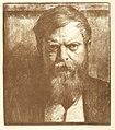Karl Bauer - Der Architekt Prof. Dr. Theodor Fischer, c. 1910.jpg