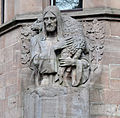 Karlsruhe Christuskirche Pfarrhaus 02.jpg