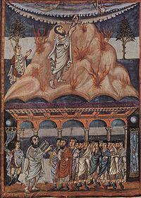 Karolingischer Buchmaler um 840 001