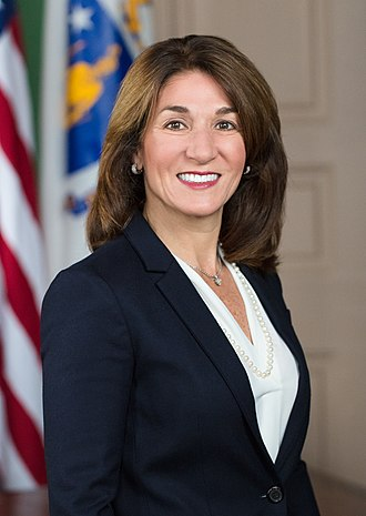Karyn Polito - Image: Karyn Polito official photo