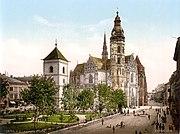 Kaschau Dom um 1900