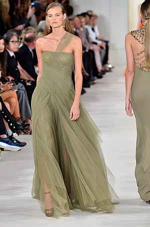 Kate Grigorieva - Grigorieva at the Ralph Lauren S/S 15