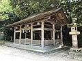Katsuragi Shrine, Haraedono Shrine and Iyonokuni Main Shrine in Oyamazumi Shrine 2.jpg