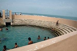 Keerimalai - Image: Keerimalai Pond, Jaffna