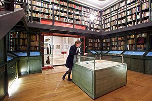 Scottish National Gallery of Modern Art - Scottish National Gallery of Modern Art Two, Keiller Library