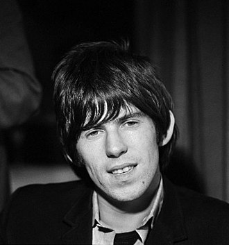 Keith Richards - Richards in 1965