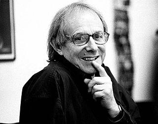 Ken Loach British film director and screenwriter