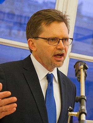Kent Greenfield (law professor) - Kent Greenfield in 2015
