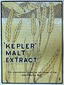 Kepler Malt Extract, advertisement, 1907-191 Wellcome L0032219.jpg