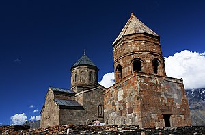 Gergeti Trinity Church - Gergeti Trinity Church